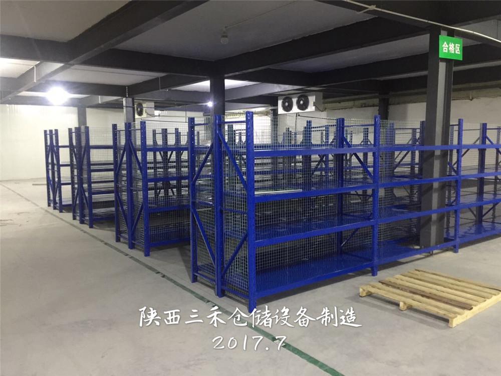 中型万博体育手机版应用实例(西安市北郊工业园仓库)