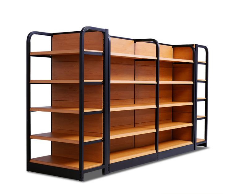 钢木产品展示架